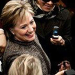 Secretary of State Hillary Clinton is an ex officio member of the BBG.