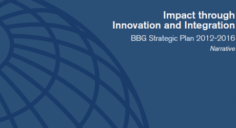 BBG Strategic Plan, 2011