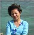 Jing Zhang, former political prisoner in China, President of Women's Rights in China and Operations Director of All Girls Allowed