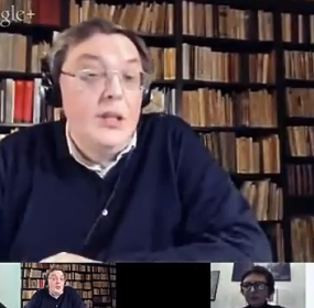Radio Liberty in Exile Google Hangout Video